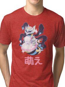 moe giratina Tri-blend T-Shirt