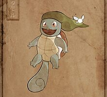 Hero Squirtle by ShySpy