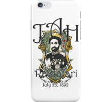 Selassie iPhone Case/Skin