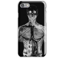 human body anatomy iPhone Case/Skin