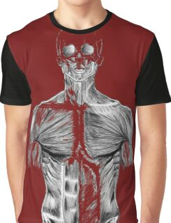 human body anatomy Graphic T-Shirt