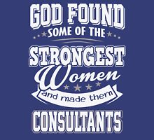 JOB - The Strongest women - Consultants T- shirt - Special design and beautiful Unisex T-Shirt