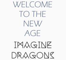 Imagine Dragons by arhamfxc
