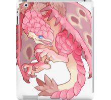 Pink Rathian iPad Case/Skin