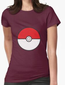 Poketrainer Womens Fitted T-Shirt