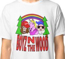 Boyz In The Wood Classic T-Shirt