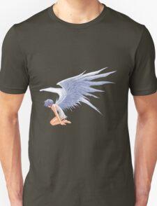 Rei Ayanami Angel love you. Evangelion 4.44 Unisex T-Shirt