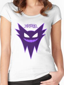 Simple Haunter Women's Fitted Scoop T-Shirt