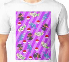Alola starters print! Unisex T-Shirt