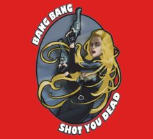 Bang Bang (crest) Kids Tee