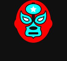 Mexican Wrestling Red Mask Unisex T-Shirt
