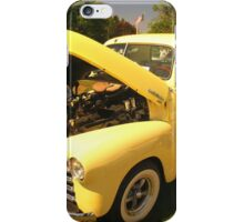 Sweet Old Pickup iPhone Case/Skin