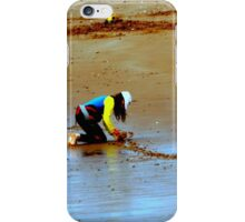 Making Tracks  iPhone Case/Skin