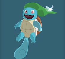 Squirtle's Link by ShySpy