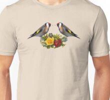 Goldfinches  Unisex T-Shirt