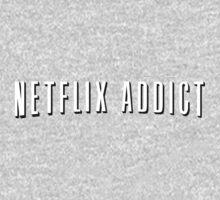 Netflix Addict Kids Tee