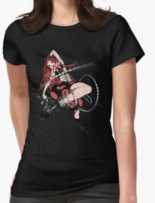Air gear Womens Fitted T-Shirt