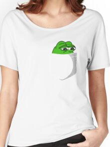 Pepe in your Pocket Women's Relaxed Fit T-Shirt
