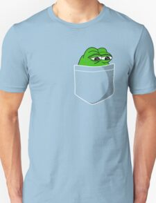Pepe in your Pocket Unisex T-Shirt