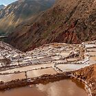 Maras Salt Ponds by MichaelJP