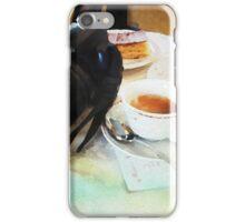 Photographers break in watercolor iPhone Case/Skin