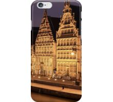 OUT AT NIGHT iPhone Case/Skin