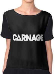 CARNAGE Chiffon Top