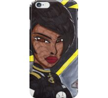 Space Fighter Pilot iPhone Case/Skin