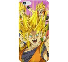 Dragon Ball / Z / GT / S iPhone Case/Skin