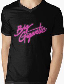 BIG GIGANTIC Mens V-Neck T-Shirt