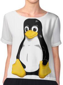 Linux Chiffon Top