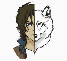 Kiba - Wolfs Rain One Piece - Long Sleeve