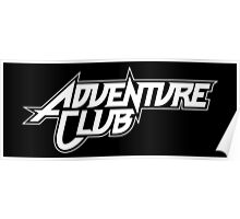 Adventure club Poster