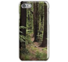 A peaceful path iPhone Case/Skin