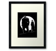 Alchemist of the moon Framed Print