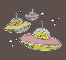 space cats Baby Tee