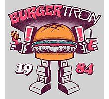 BurgerTRON Photographic Print