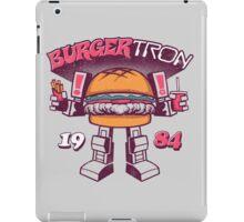 BurgerTRON iPad Case/Skin