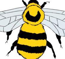 Honey Bee Design Sticker