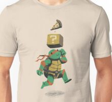 turtle power...up Unisex T-Shirt
