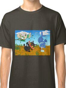 Alola region starters Classic T-Shirt