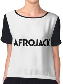 AFROJACK Chiffon Top
