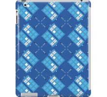 Gallifrey Argyle iPad Case/Skin