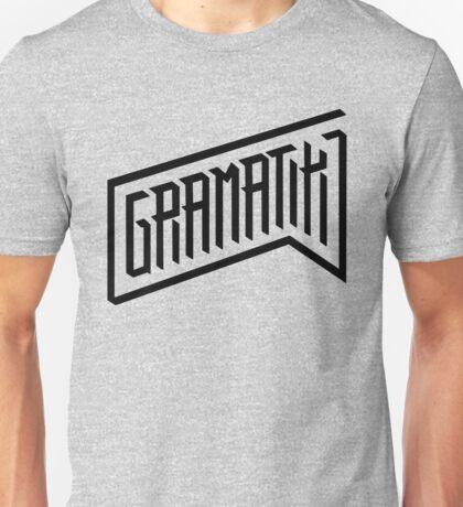 GRAMATIK Unisex T-Shirt