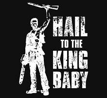 Boom Stick Hail To The King Baby - Black Unisex T-Shirt