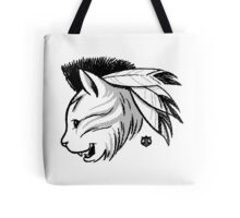 Last of the Meowhicans Tote Bag