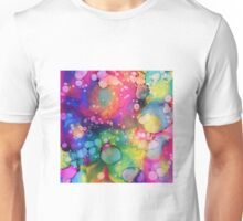 Rainbow Bubble Gum Unisex T-Shirt