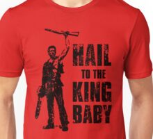 Boom Stick Hail to the king baby - RED Unisex T-Shirt