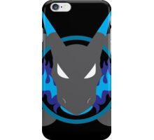 Mega Charizard X Icon iPhone Case/Skin