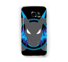Mega Charizard X Icon Samsung Galaxy Case/Skin